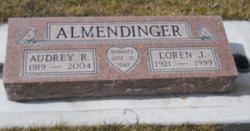Audrey Regina <i>Critchfield</i> Almendinger