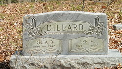 Delia B Dillard