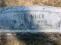 Jessie <i>Pendleton</i> Ostrander
