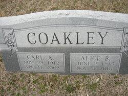 Alice <i>Beach</i> Coakley