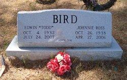 Johnnie <i>Ross</i> Bird
