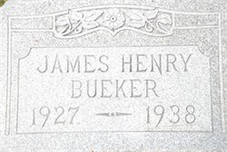 James Henry Bueker
