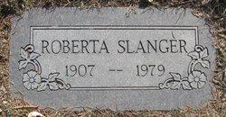 Roberta Christina Birdie <i>Thompson</i> Slanger