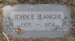 John E Slanger
