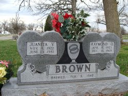 Juanita V <i>Baker</i> Brown