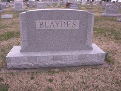 Brewer F. Blaydes
