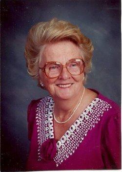 Mary Virginia <i>Martin</i> Thompson