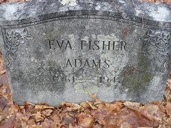 Eva <i>Fisher</i> Adams