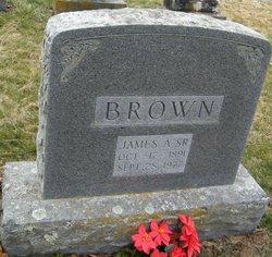 James Augustin Brown, Sr