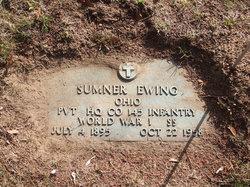 Sumner Ewing