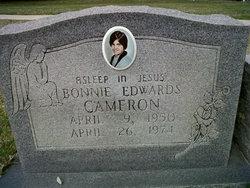 Bonnie <i>Edwards</i> Cameron
