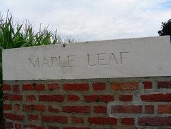 Maple Leaf Cemetery