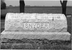 William Denham Snyder
