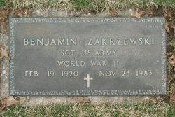 Benjamin Zakrzewski