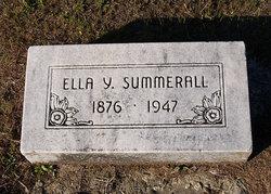 Ella Nancy <i>Yarbrough</i> Summerall