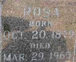 Rosa <i>Engel</i> Leiker