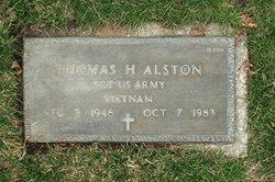 Thomas H Alston