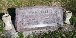Sarah Catherine Kate <i>Bohannon</i> Mansfield