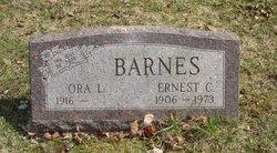 Ora L. Barnes