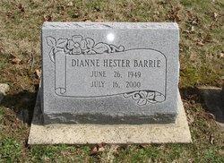 Dianne <i>Hester</i> Barrie