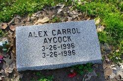 Alex Carol Aycock