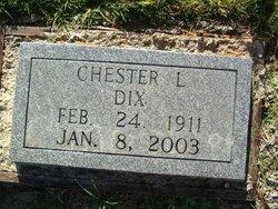 Chester Lyman Dix
