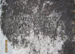 James A Biggs