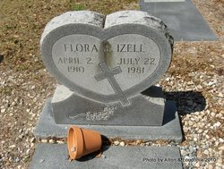 Flora E Izell