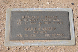 Donald Fitz James Knapp