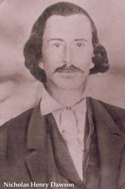 Nicholas Henry Dawson