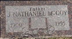 Johner Nathaniel McCoy