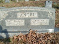 Mary Gladys <i>Ragland</i> Angel