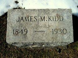 James Madison JM Kidd