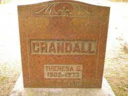 Theresa G. <i>Helm</i> Crandall