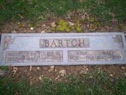 Louisa Wilhelmina <i>Young</i> Bartch