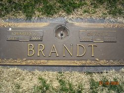 Charles R. Charlie Brandt