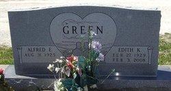 Alfred E Green