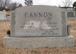 Louis Wilbur Cannon