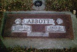Emily D <i>Marshall</i> Abbott