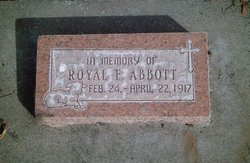 Royal Elmo Abbott