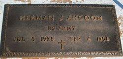 Herman J Ahgoom
