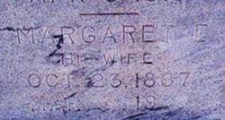 Margaret Elizabeth Lizzie <i>Stansell</i> Fenley