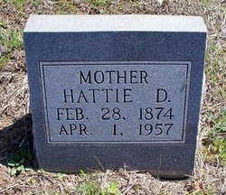 Hattie Delonia <i>Stansell</i> Thurman