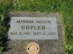 Alverda <i>Nissen</i> Coplen