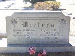 August F Wieters