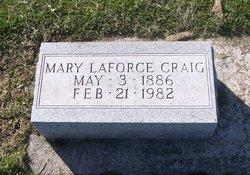Mary <i>LaForce</i> Craig