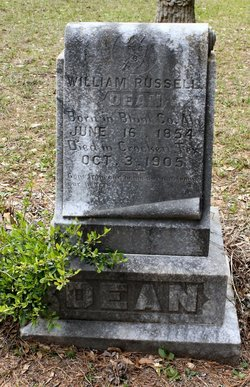 William Russell Dean