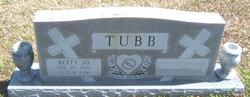 Betty Jo <i>Faulkner</i> Tubb