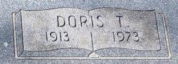 Doris T Dixon