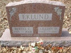 Bertel L. Eklund